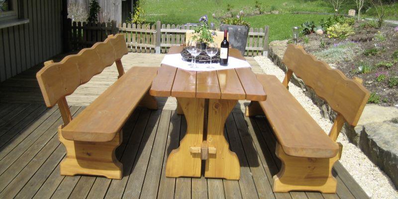 Holzwerke Bürk | Gartenmöbel |